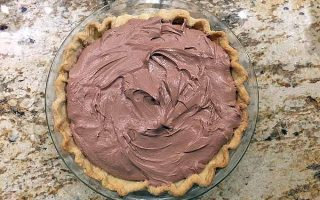 A Family Favorite: French Silk Chocolate Pie