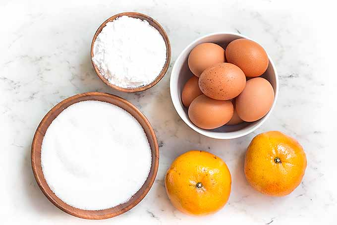 Make This Now: Gluten-Free Mandarin Orange Sponge Cake | Foodal.com