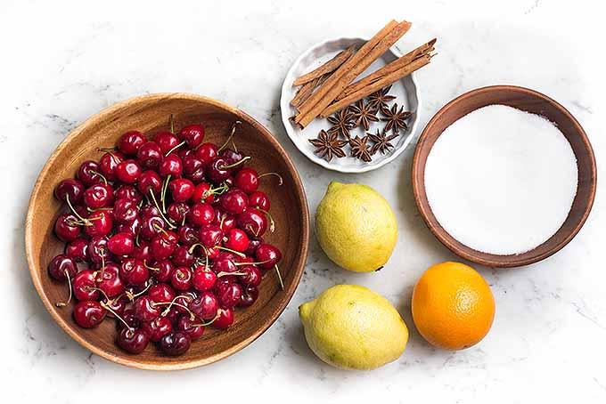 Homemade Maraschino Cherry Ingredients   Foodal.com