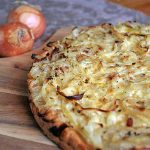 How to Make Savory German Onion Tart | Foodal.com