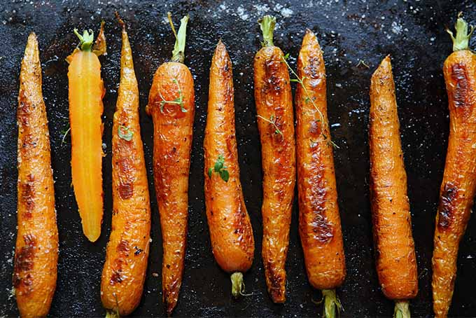 Roasted Carrots for Thanksgiving | Foodal.com