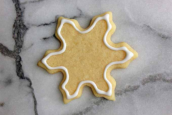Creating Outline with Royal Icing | Foodal.com