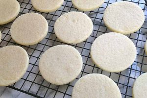 Classic Homemade Sugar Cookies: Soft, Chewy, and Just Plain Wonderful!