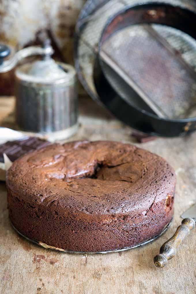 How To Save A Sunken Sponge Cake