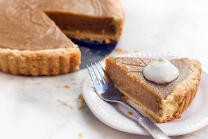 What's for Dessert? Sweet Potato Pie!