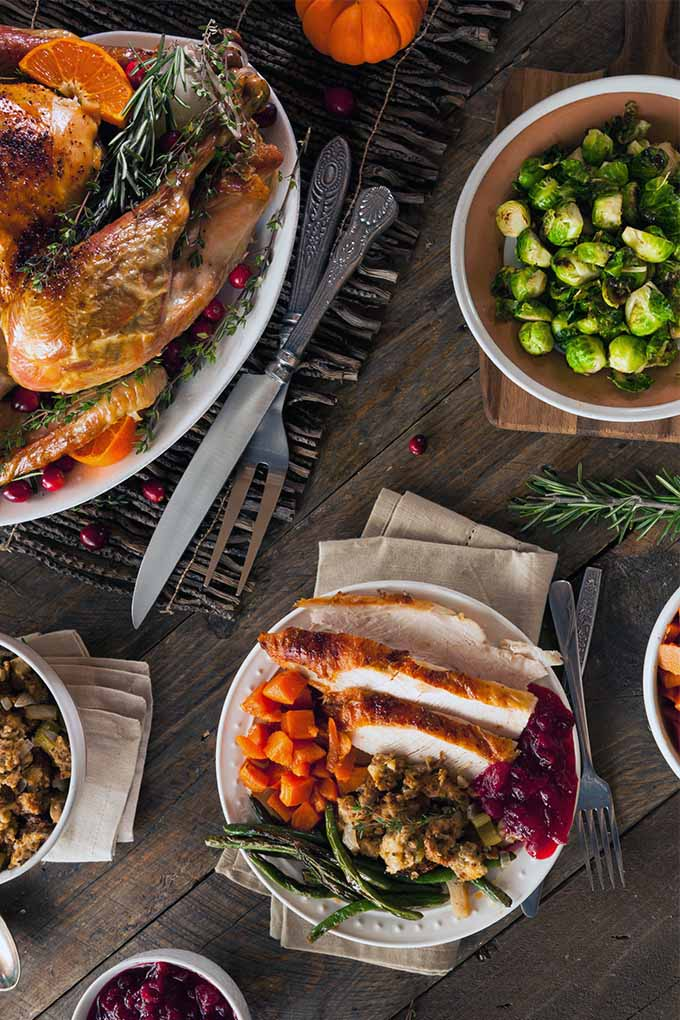 Join us as we explore the history of dishes served at Thanksgiving- some traditions may be newer than you think! Read more: https://foodal.com/holidays/thanksgiving/thanksgiving-foods-then-and-now/