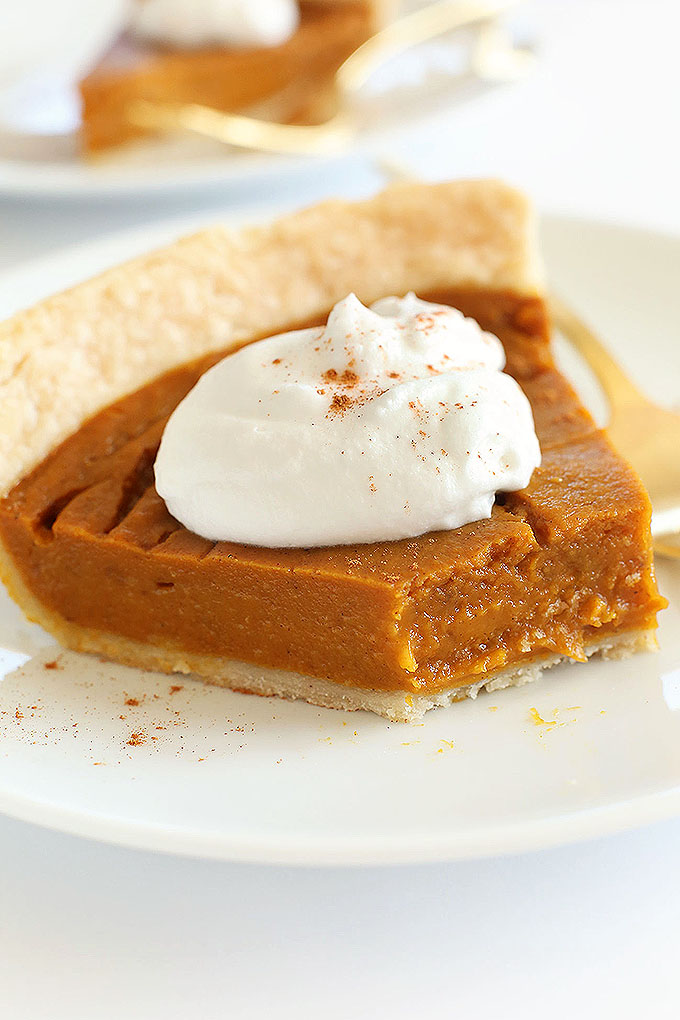 Sure, you could just follow the directions on the can of pumpkin that you picked up from the store. Or you could make a delicious and unique pie that will make your guests say WOW! If you're down, check out this list of 23 of our favorites: https://foodal.com/recipes/desserts/holiday-pies-roundup/