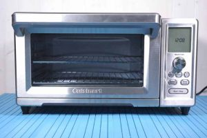 Cuisinart 260N1 Chef's Convection Toaster Oven: A Top Contender for Small Space Cooking