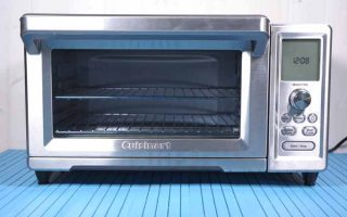 Cuisinart Chef's Convection Toaster Oven TOB-260N1 Review | Foodal.com