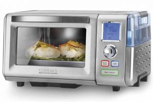 The Cuisinart CSO-300N1 Steam and Convection Oven: Healthy Cooking and Baking
