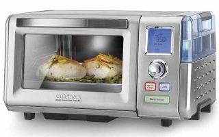 The Cuisinart Steam and Convection Oven: Healthy Cooking and Baking