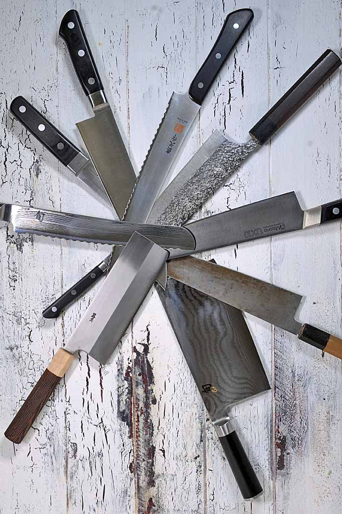 Japanese kitchen knives are some of the best slicing and dicing devices on the market. Whether you are a professional chef or a culinarily creative home cook, these finely crafted implements will be right at home in your tool chest.
