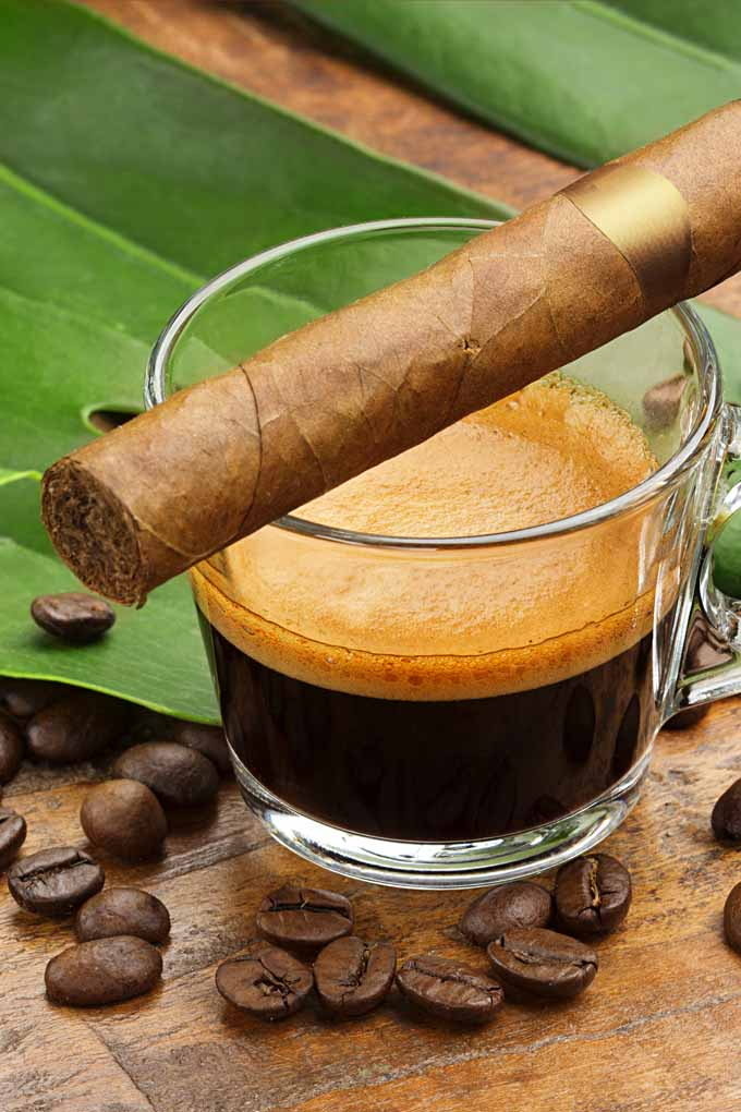 Learn to make a Cafe Cubano right at home. These are some of the simplest espresso based drinks to make and are great for beginners who are just starting to experiment. Get a taste of Havana now! | Foodal.com