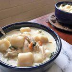 Thick and Creamy Italian Gnocchi Chicken Soup Recipe | Foodal.com