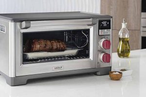 The Wolf Gourmet Convection Oven: Full Sized Performance for Countertop Baking