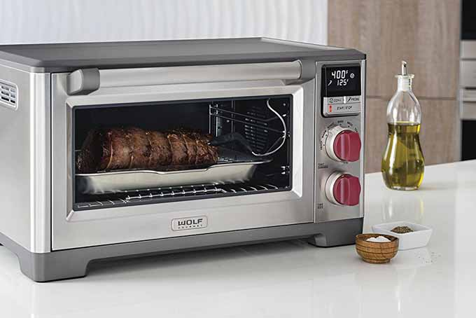 Wolf Countertop Convection Oven Reviews : Wolf Gourmet Convection Oven Review: Top Level Performance Foodal