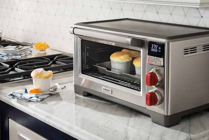 Wolf Countertop Convection Oven Reviews : Wolf Gourmet is relatively new to the appliance world, established in ...