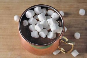 Warm Up with a Mug of Chestnut Hot Chocolate