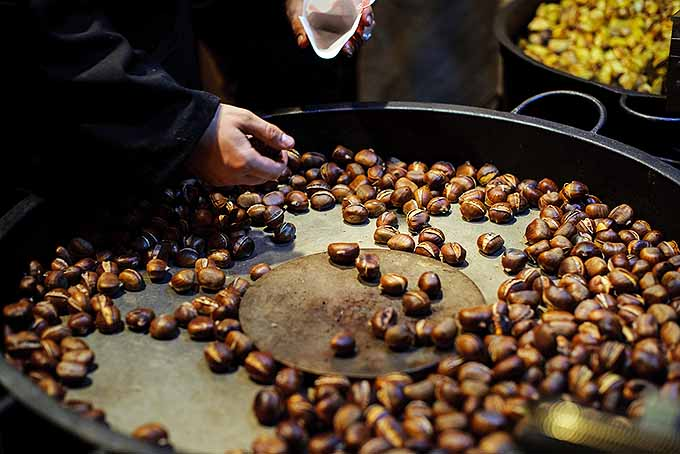 Chestnut Roasting Process | Foodal.com