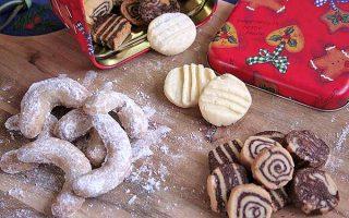 3 Classic European Christmas Cookies to Make at Home