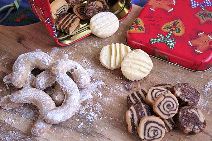 3 Classic European Christmas Cookies | Foodal.com