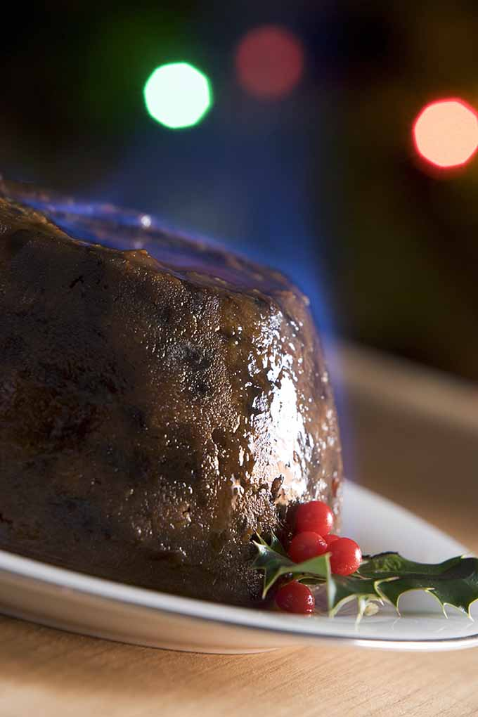 Whether you love it or you hate it, figgy pudding is here to stay as a dessert synonymous with Christmas. If you still don't know much about it, read this article, and you'll warm right up to this unique winter treat: https://foodal.com/holidays/christmas/figgy-pudding/