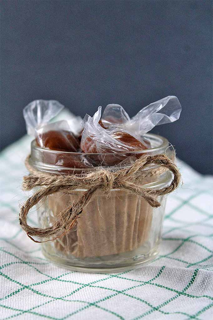 If you've got a sweet tooth plus a spirit of Christmas giving, making this batch of tasty candy caramels may be the perfect treat or even gift for the holidays! Learn how to make the recipe here: https://foodal.com/recipes/desserts/chew-gooey-caramel-candy/