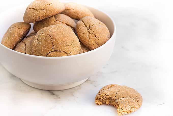 Homemade Ginger Cookies | Foodal.com