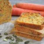 Three-Seed Multigrain Carrot Bread for Healthy Snacking | Foodal.com