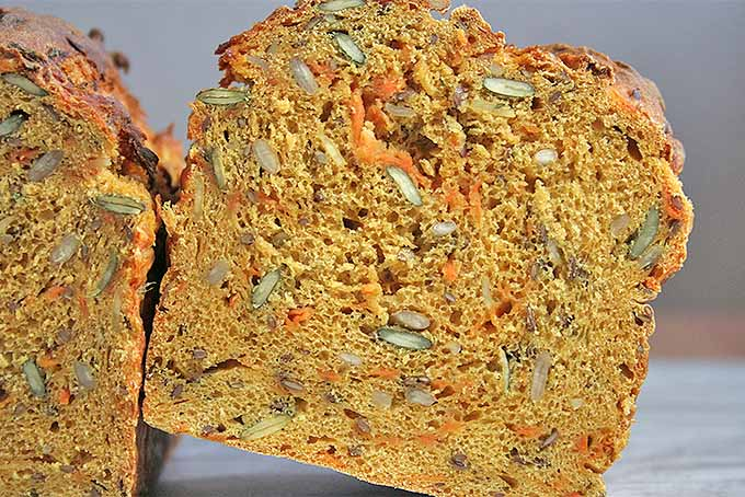 Multigrain Carrot Seed Bread | Foodal.com
