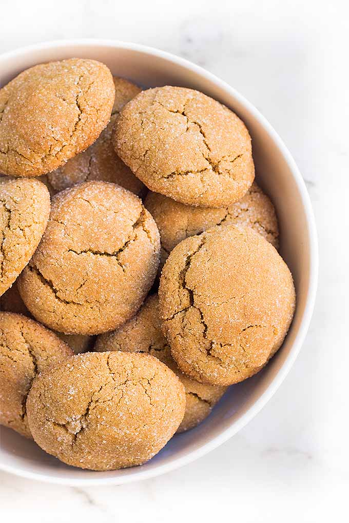 Gluten Free Soft Ginger Cookies: Wheat Free Holiday Baking ...