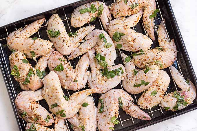 The Best Homemade Italian Parmesan Wings   Foodal.com