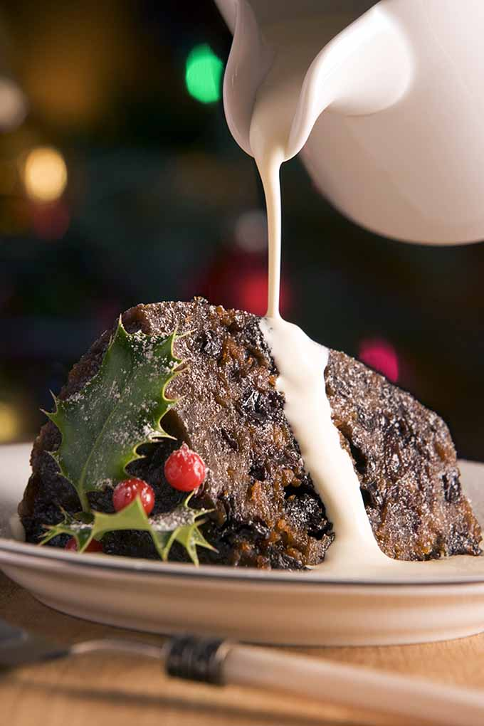 What is figgy pudding? The mention of it conjures up holidays and your older relatives that love it. But what is it really all about? Read about this dessert synonymous with Christmas and its fascinating history here: https://foodal.com/holidays/christmas/figgy-pudding/