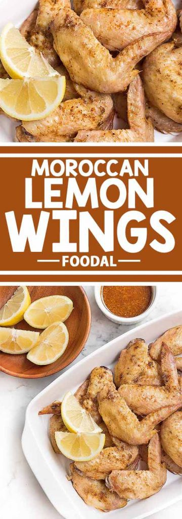 While the combination of garlic, lemon, and white wine could indicate any sort of cuisine, the blend of spices in this wing marinade is undoubtedly Moroccan. For a super juicy appetizer that's quick to make, even for the novice cook, get the recipe now on Foodal.