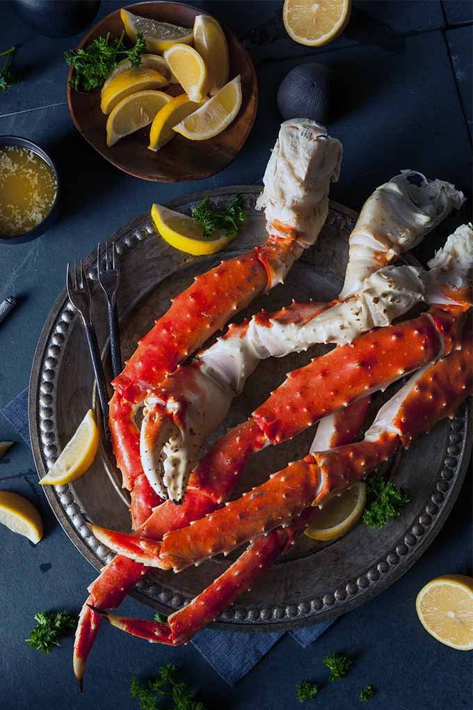 Did you know Alaska king crab is a good source of zinc? Learn all about zinc-rich foods, and why they're important: https://foodal.com/knowledge/paleo/signs-you-may-be-zinc-deficient/