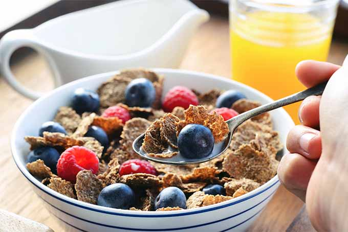 Breakfast cereals are fortified with zinc, as part of a healthy diet. | Foodal.com