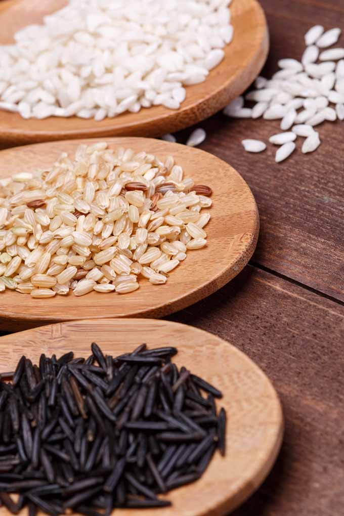 Do you want to know more about the different varieties of rice out there? Learn more: https://foodal.com/knowledge/paleo/wild-rice/