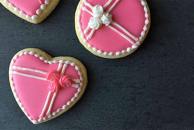 How to Decorate Sugar Cookies for Valentine's Day | Foodal.com