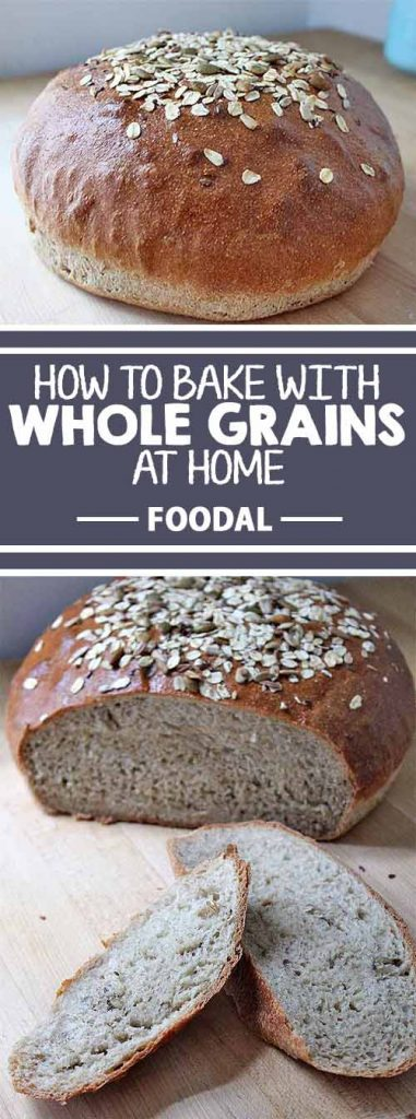 Baking with whole grains can be difficult, and all too often the results are dense and dry. Learn how to incorporate more healthy and flavorful grains into your baking without sacrificing quality. With just a few easy adjustments you'll be making tasty cookies, cakes, breads, and scones that are packed with whole grain goodness.