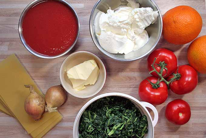 Fresh and Fruity Spinach Lasagna for Meatless Monday | Foodal.com