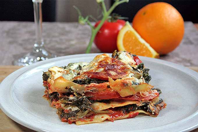 Learn how to make vegetarian spinach lasagna with a flavorful twist, with our recipe. | Foodal.com