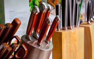 The Best Kitchen Knife Storage Solutions: Blocks, Magnetic Strips, and Drawer Docks Examined