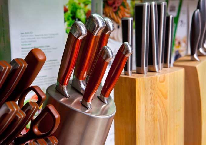 The Best Kitchen Knife Storage: Clever Solutions