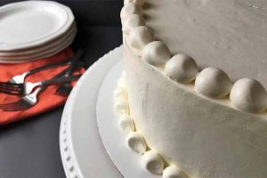 Smooth and Silky Swiss Meringue Buttercream