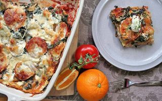 The Best Fresh and Fruity Lasagna for Meatless Monday | Foodal.com