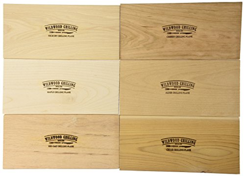Variety Pack Of Mixed Wood Planks Available On Amazon