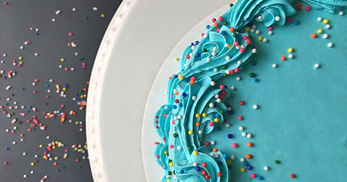 Facebook Ony Cake Decor : The Best Guide for Basic Cake Decorating Foodal