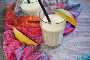 Cool and Creamy Indian Lassi: The Perfect Sweet Refreshment