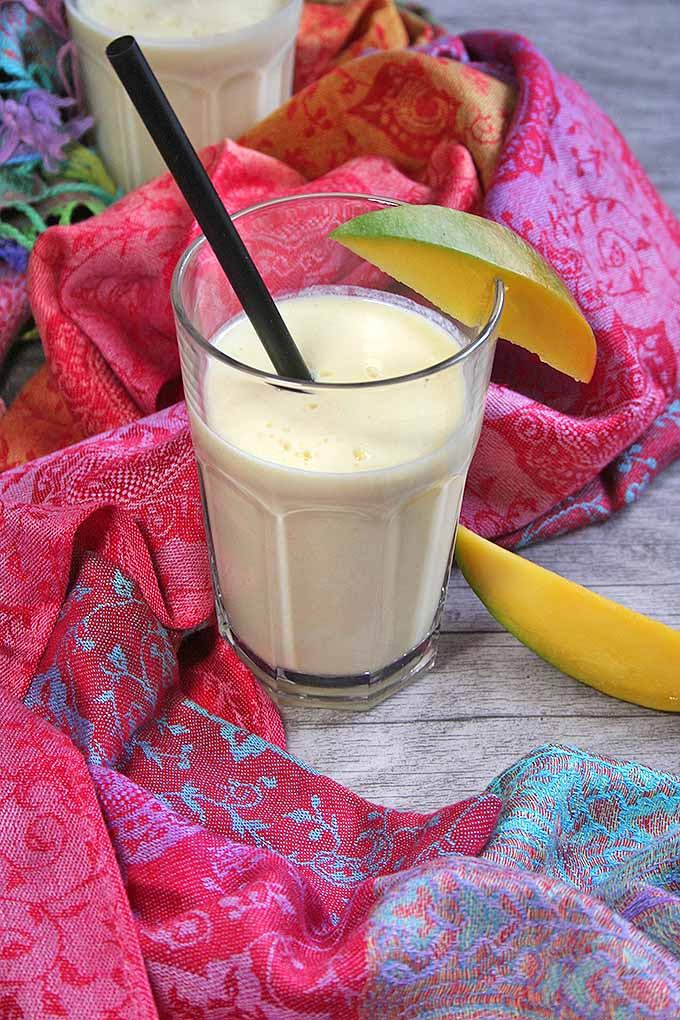 Learn how to make a refreshing and sweet mango lassi with our easy recipe: https://foodal.com/drinks-2/smoothies/indian-lassi/