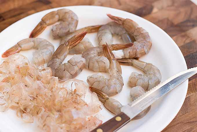 Shrimp with the shells removed | Foodal.com